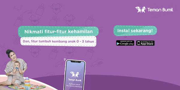 Teman Bumil merupakan aplikasi yang diciptakan untuk Ibu Hamil Indonesia