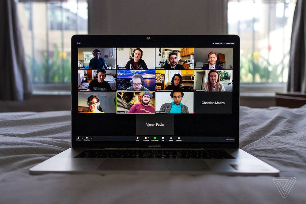 Fitur Terbaru Zoom, Meeting Online Tak Lagi Membosankan