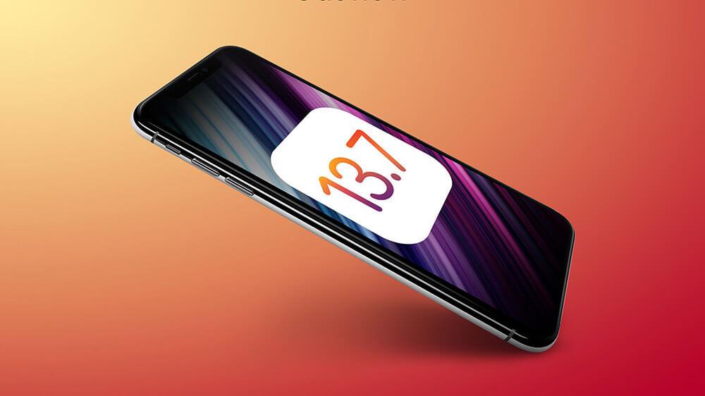 iOS 13.7 Dari Apple Disebut Bisa Deteksi Covid-19