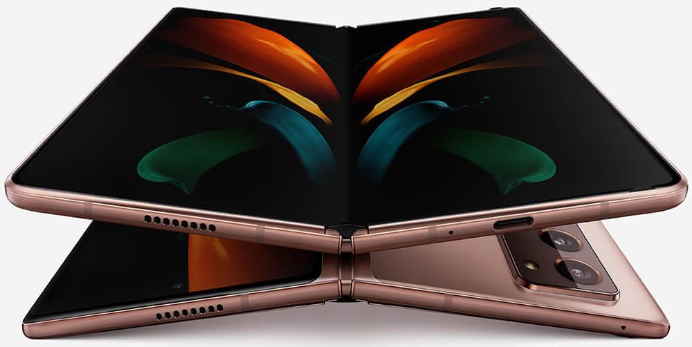 Mengintip Kecanggihan di Balik Samsung Galaxy Z Fold 2
