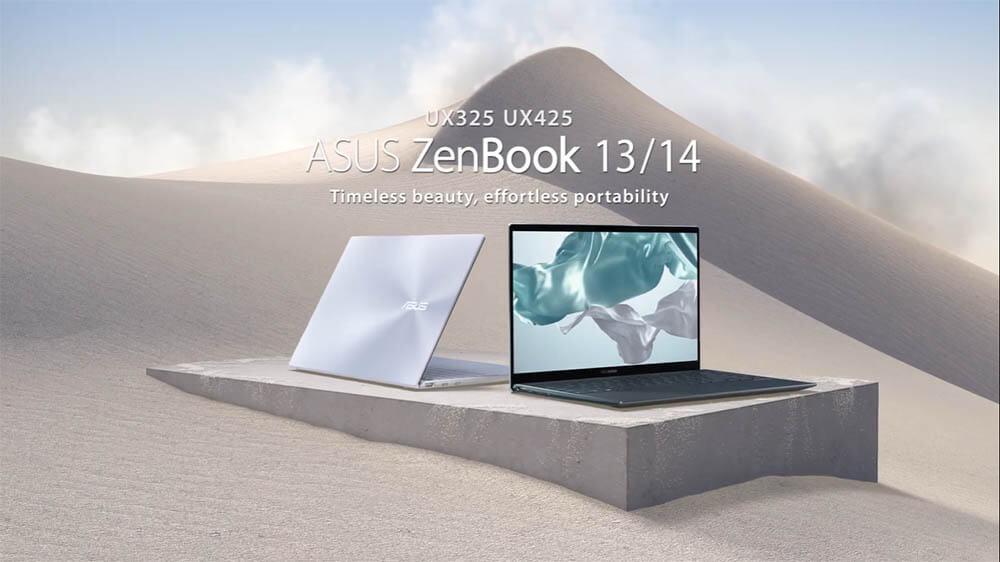 ASUS Rilis 2 Zenbook Terbaru, Body Super Tipis dan Ringan