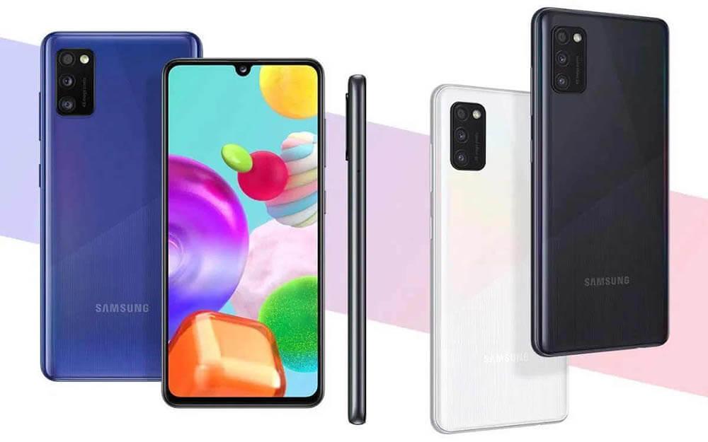 Mengintip Spesifikasi Smartphone 5G Samsung Galaxy A42