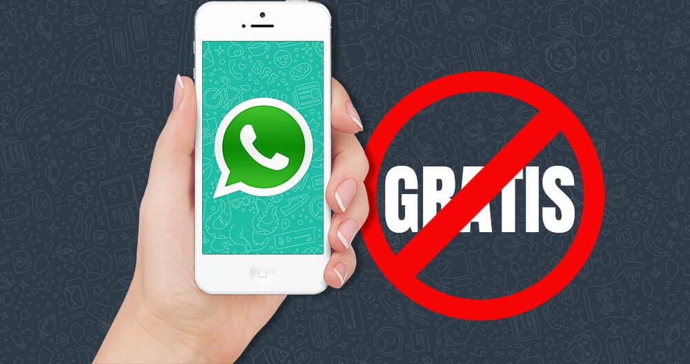 Benarkah WhatsApp Tak Lagi Gratis Dalam Waktu Dekat?