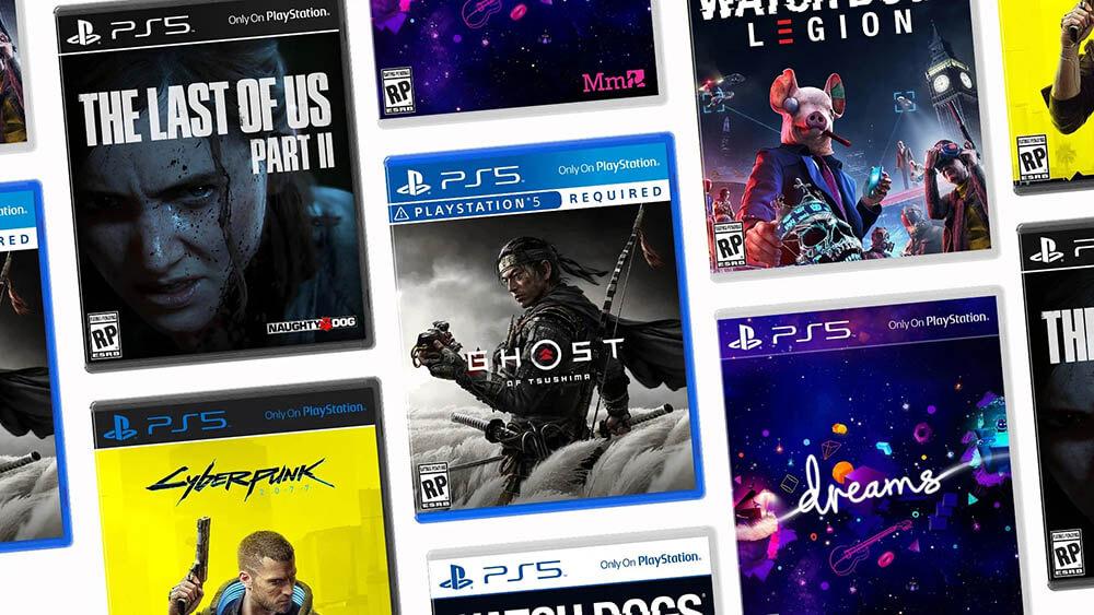 10 Game Terbaik untuk PS5
