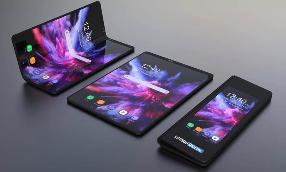 Google, Oppo dan Xiaomi Serempak Bakal Produksi Smartphone Lipat di Tahun 2021