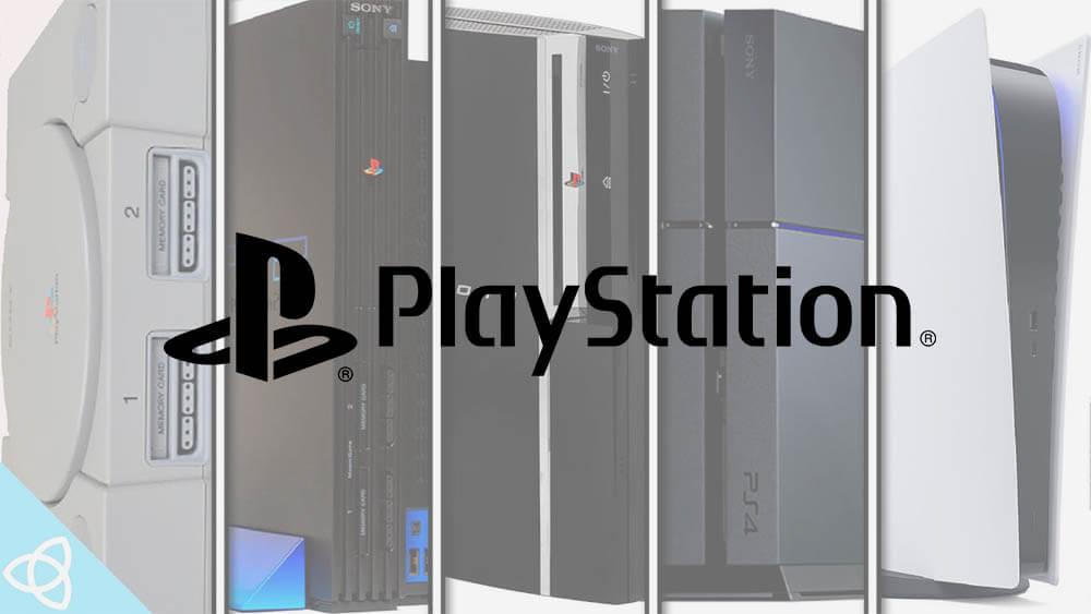Sejarah Sony PlayStation dari Masa ke Masa