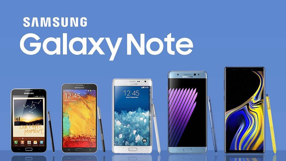 Samsung Bantah Menghentikan Produksi Galaxy Note Series