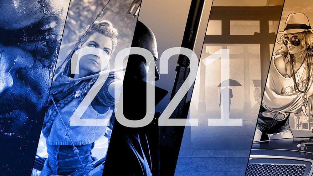 Game-game PC yang Patut Dinanti di 2021