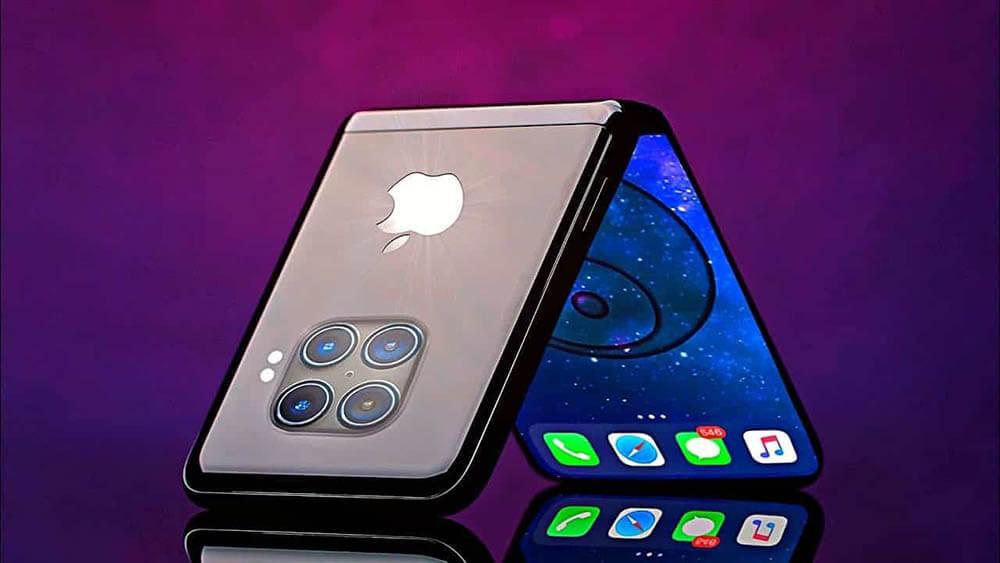 Apple Sedang Kembangkan Smartphone Lipat Seperti Milik Samsung