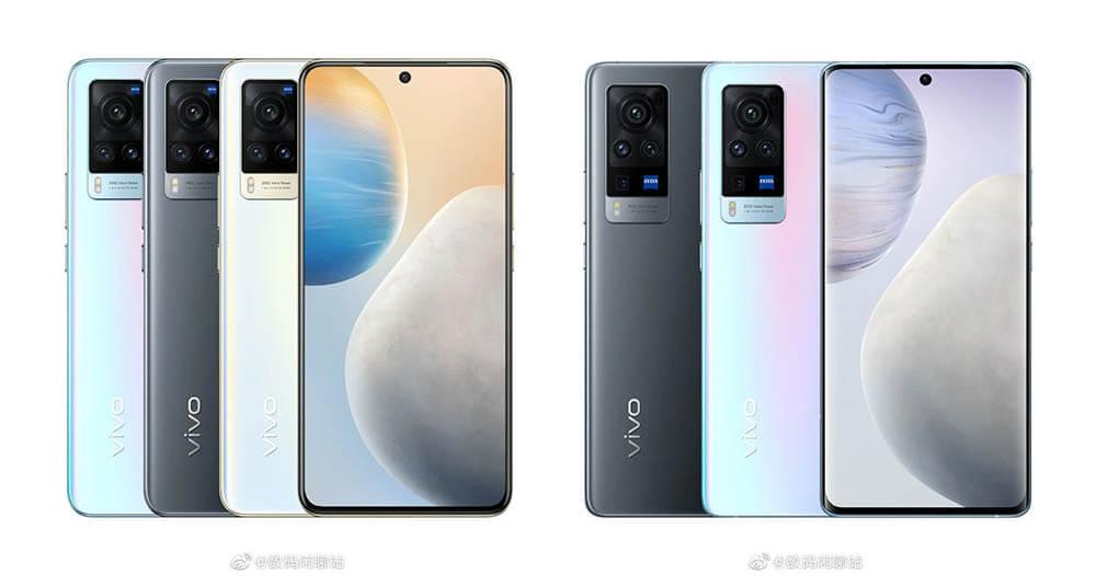Vivo X60 dan Vivo X60 Pro, 2 Smartphone Terbaru Vivo dengan Chipset Exynos 1080 (5nm)