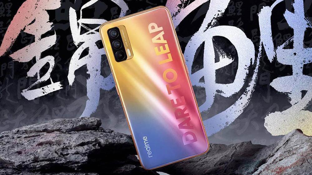 Realme V15 'Koi,' Smartphone 5G dengan Layar Super AMOLED