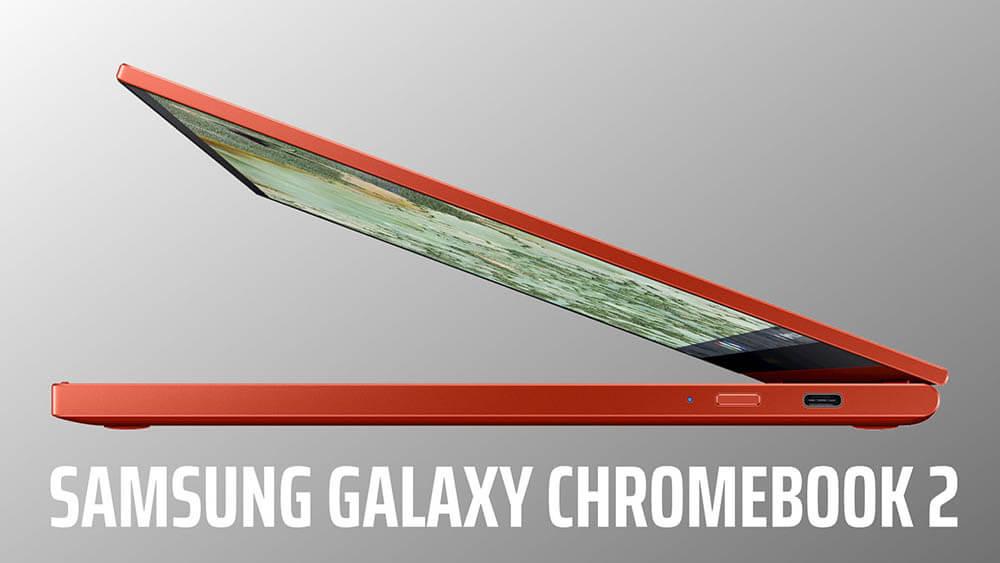 Galaxy Chromebook 2, Chromebook Pertama yang Gunakan Layar QLED
