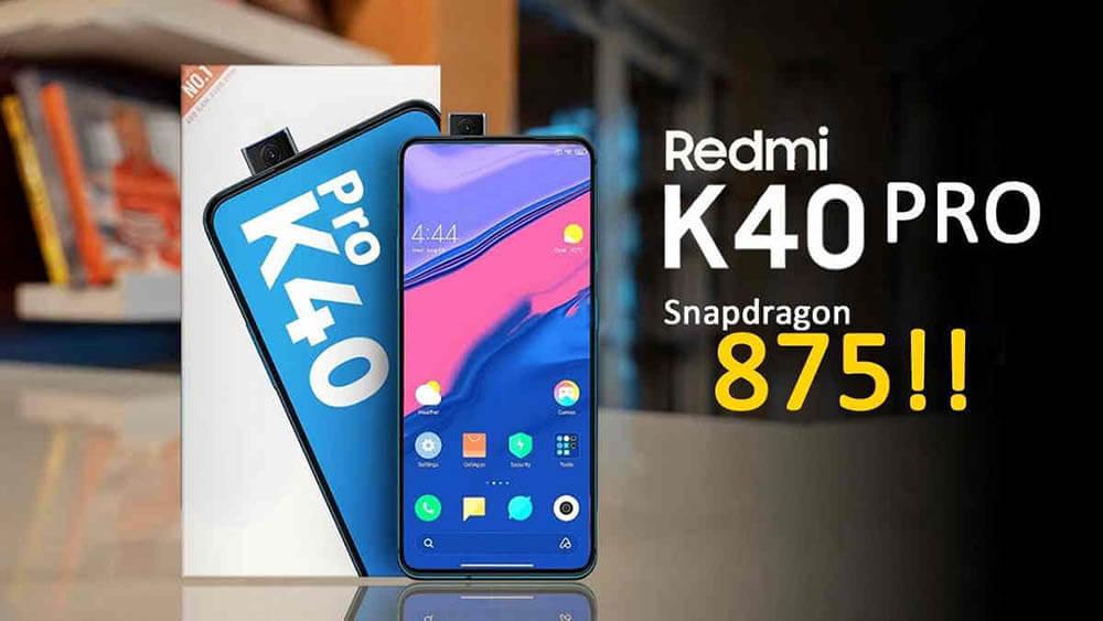Resmi, Xiaomi Redmi K40 Pro Dirilis Bulan Depan!