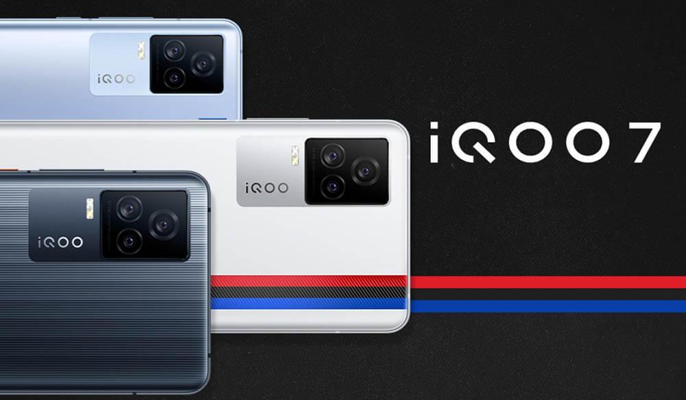 Vivo Rilis Vivo iQOO 7 dengan Qualcomm Snapdragon 888 dan Fast Charging 120W