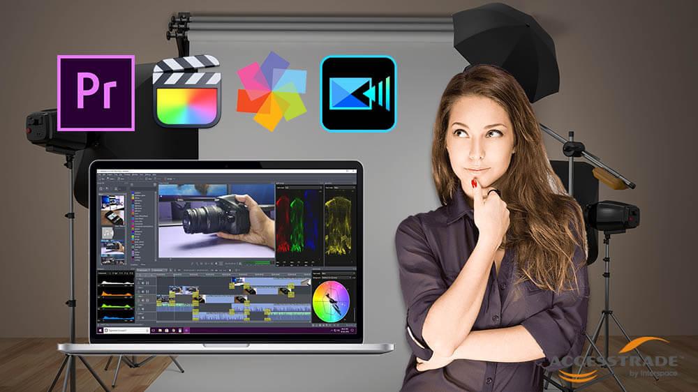 Software-software Editing Video Terbaik untuk Konten YouTube