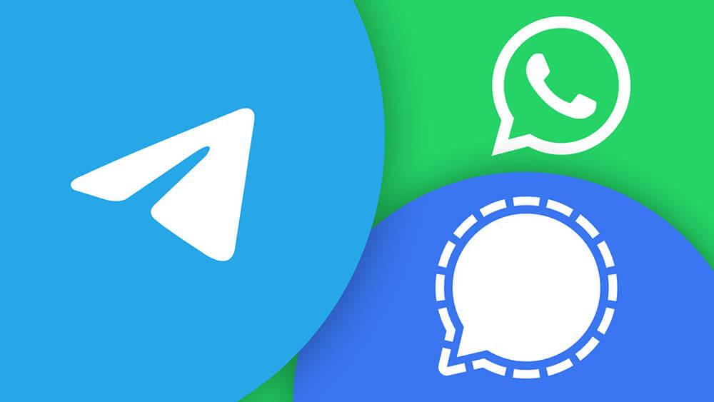 Telegram vs Signal vs WhatsApp, Mana yang Terbaik untuk Anda?