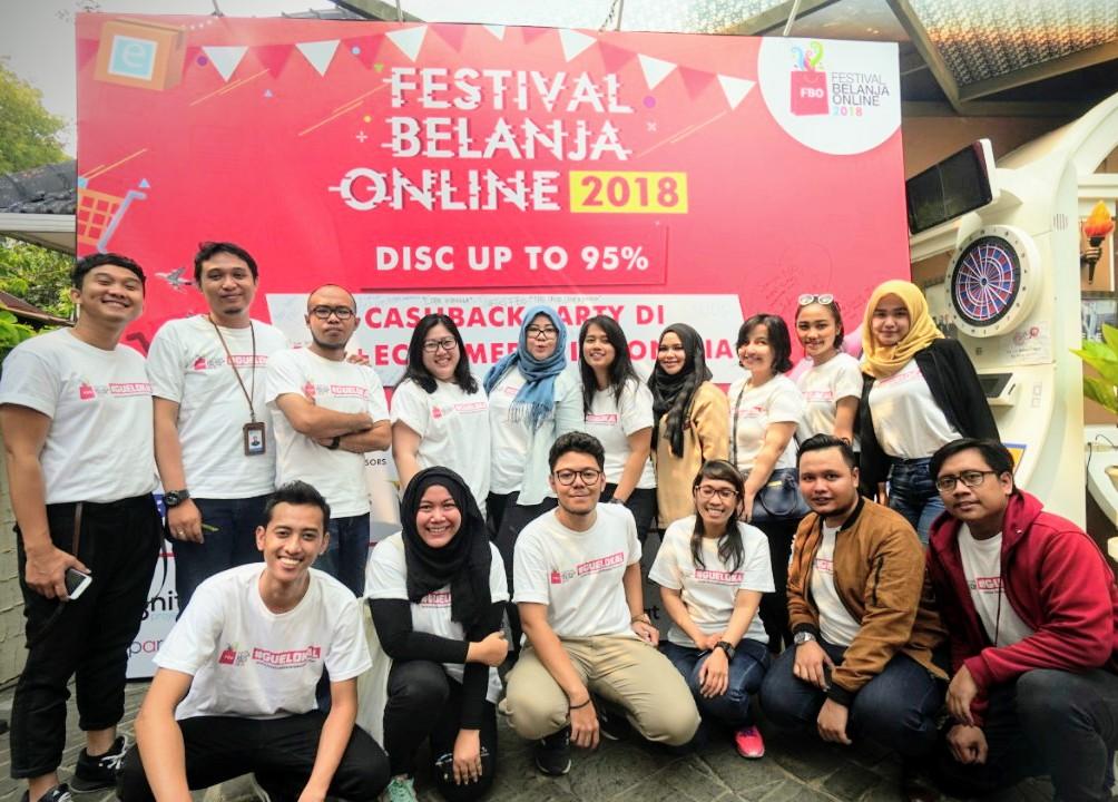 Festival Belanja Online 2018 Targetkan Produk Lokal Untuk Lebih Dikenal Lagi