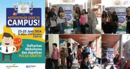 ACCESSTRADE Goes To Campus Universitas Indonesia